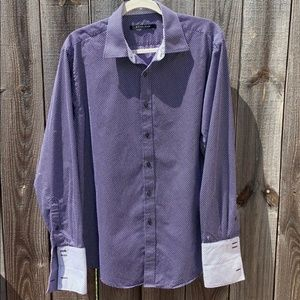 Mens SEANJOHN 16.5 button up shirt